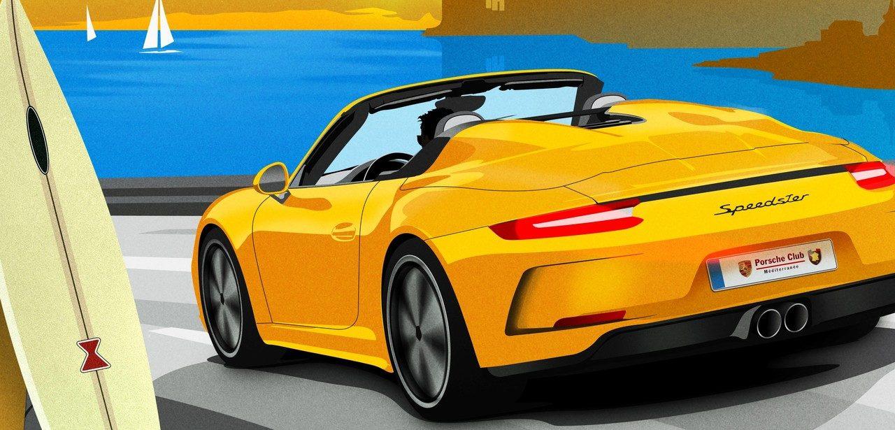 Paradis Porsche – édition sunshine paradise