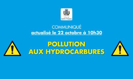 (Français) Pollution aux hydrocarbures : accès strictement interdit à toutes les plages de Saint-Tropez