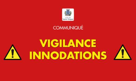 COMMUNIQUE VIGILANCE INONDATIONS 23.11.2018 – 18h