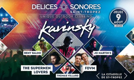 Délices sonores 2018 – ANNULE