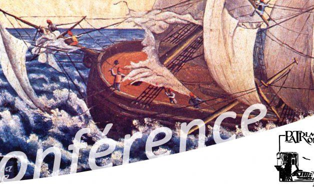 "(Français) Conférence ""Fortunes de mer"""