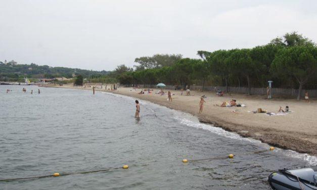 Ouverture mardi des plages de La Bouillabaisse, Graniers, Canebiers et Salins