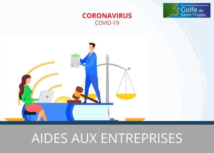 Coronavirus : les mesures d'aides aux entreprises