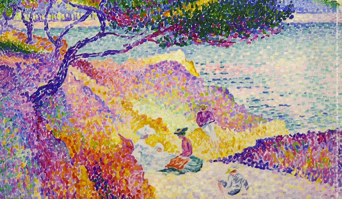 Les conférences des «Amis de l'Annonciade» : Henri-Edmond Cross, peindre le bonheur