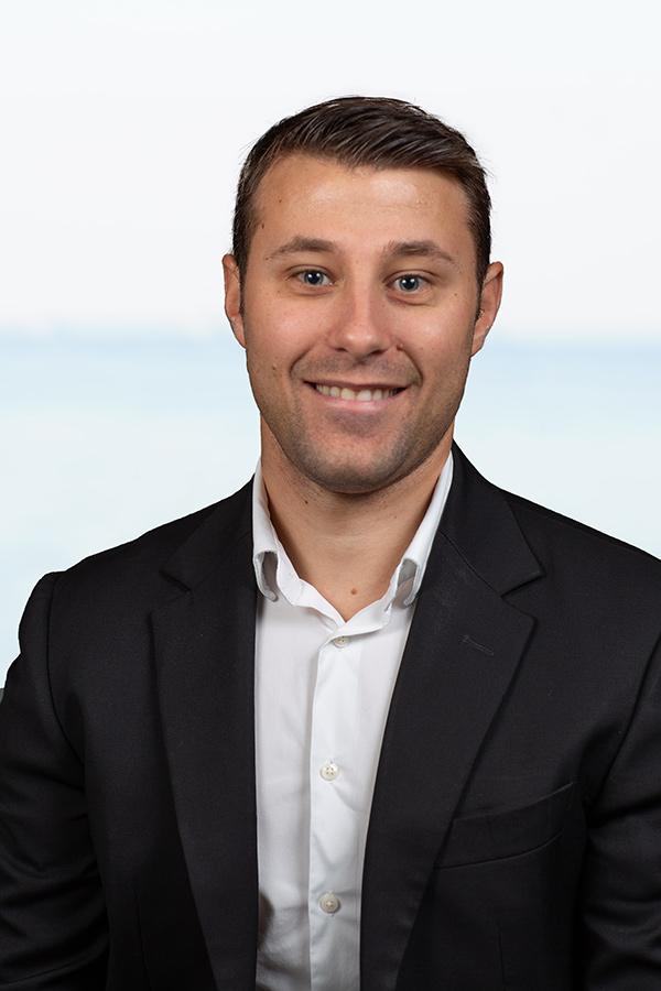 Geoffrey Barthélémy, conseiller municipal
