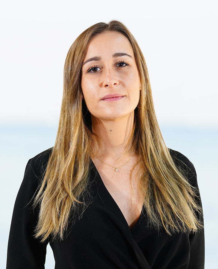 Eve Basso, conseillère municipale