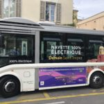 Reprise de la navette Saint-Tropez bus