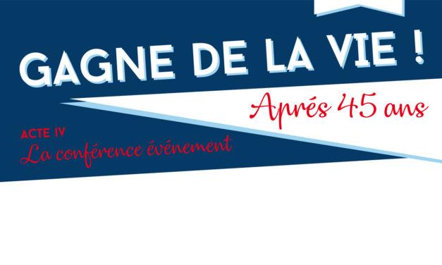 Conférence «Gagne de la vie» par Laurent Petit