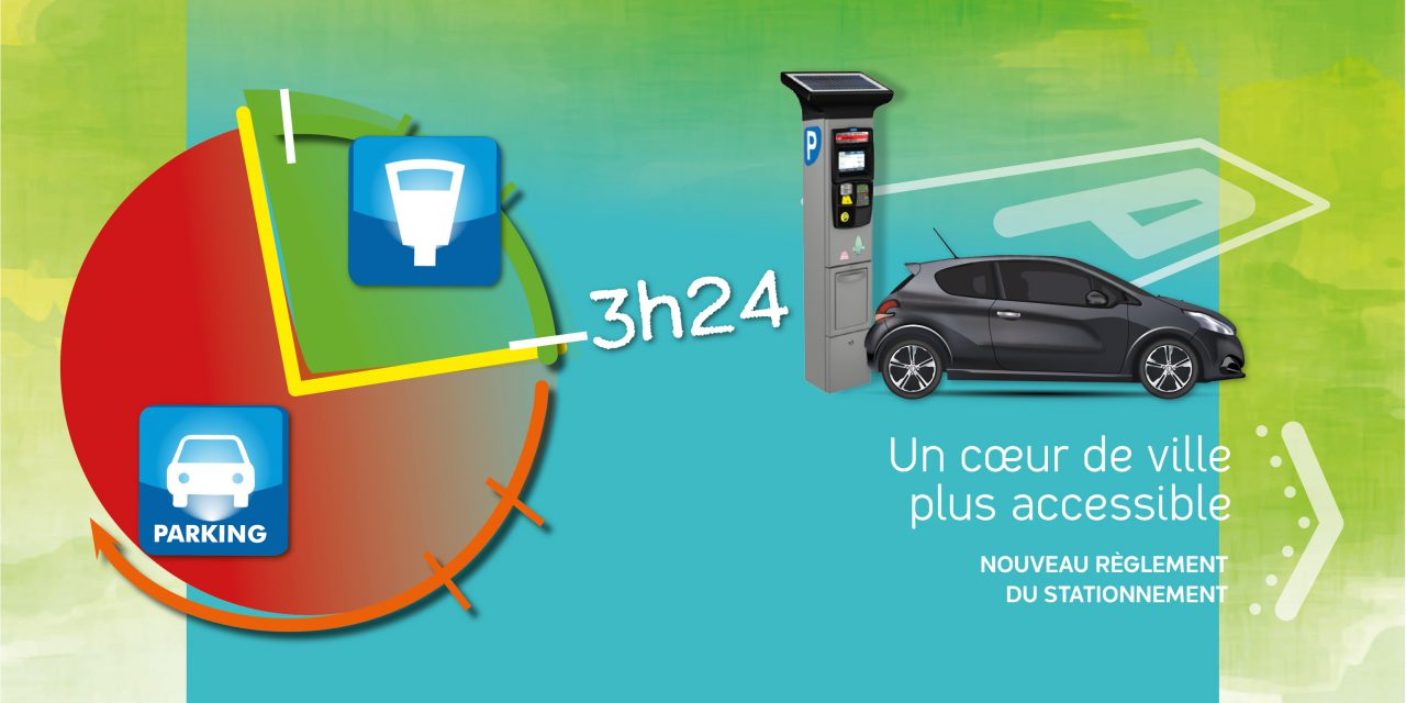 Mise en œuvre de la dépénalisation du stationnement payant sur voirie