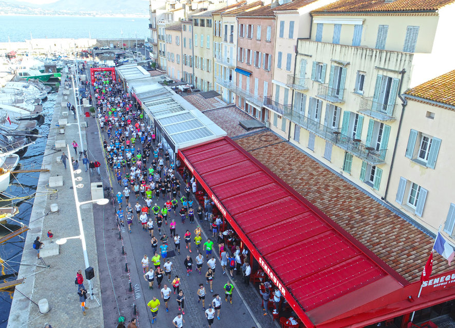 Saint-Tropez Classic 2018 : record de participants battu !