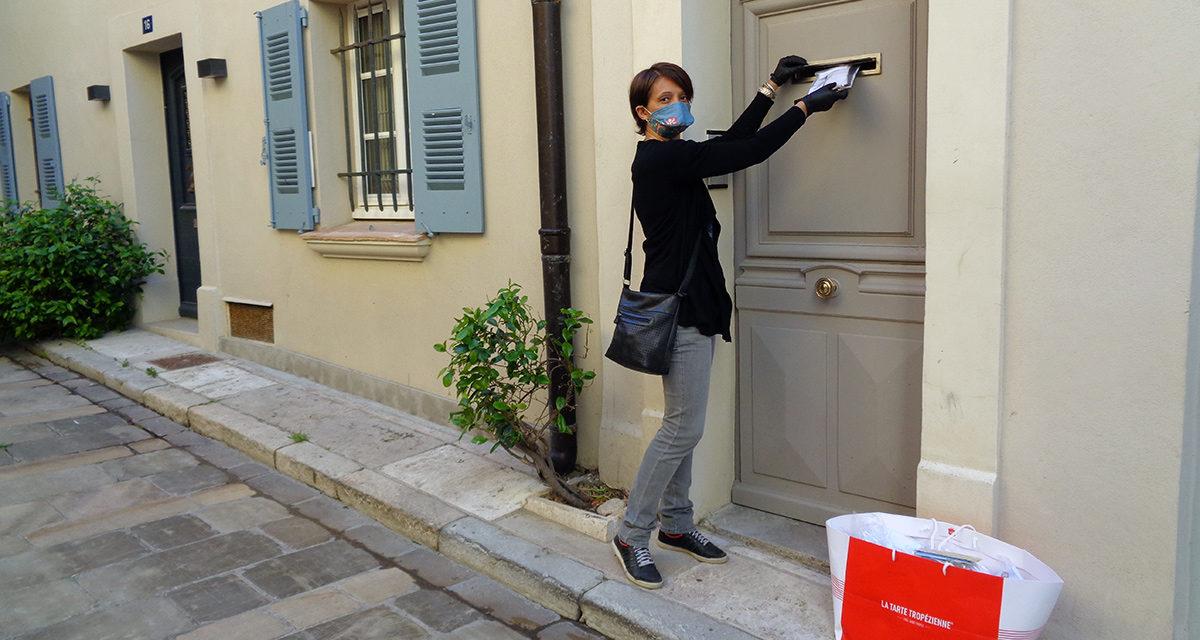 Plus de 9 200 masques distribués par la Ville !