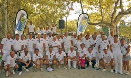 Dugarry, Boghossian, Amiez, Camberabero, Famose… : une pléiade de champions sur la place des Lices