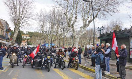 Rétropézien, rassemblement de motos anciennes