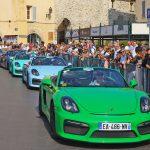 Paradis Porsche les 14 et 15 octobre