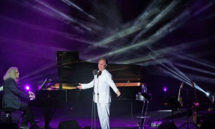 Roberto Alagna en concert à la Citadelle