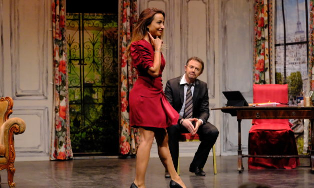 5e festival de théâtre : Panique au ministère