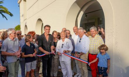 Ancien abattoir : l'atelier d'art et d'architecture inauguré