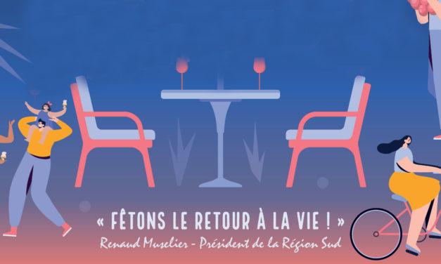 Le 1er juillet, venez faire la « Fête des terrasses » à Saint-Tropez !