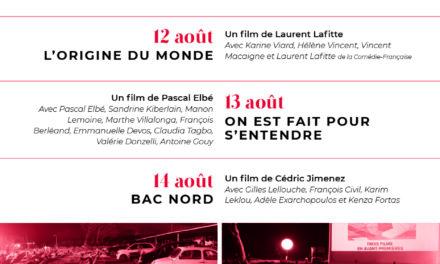 2ème festival de Cinéma en plein air