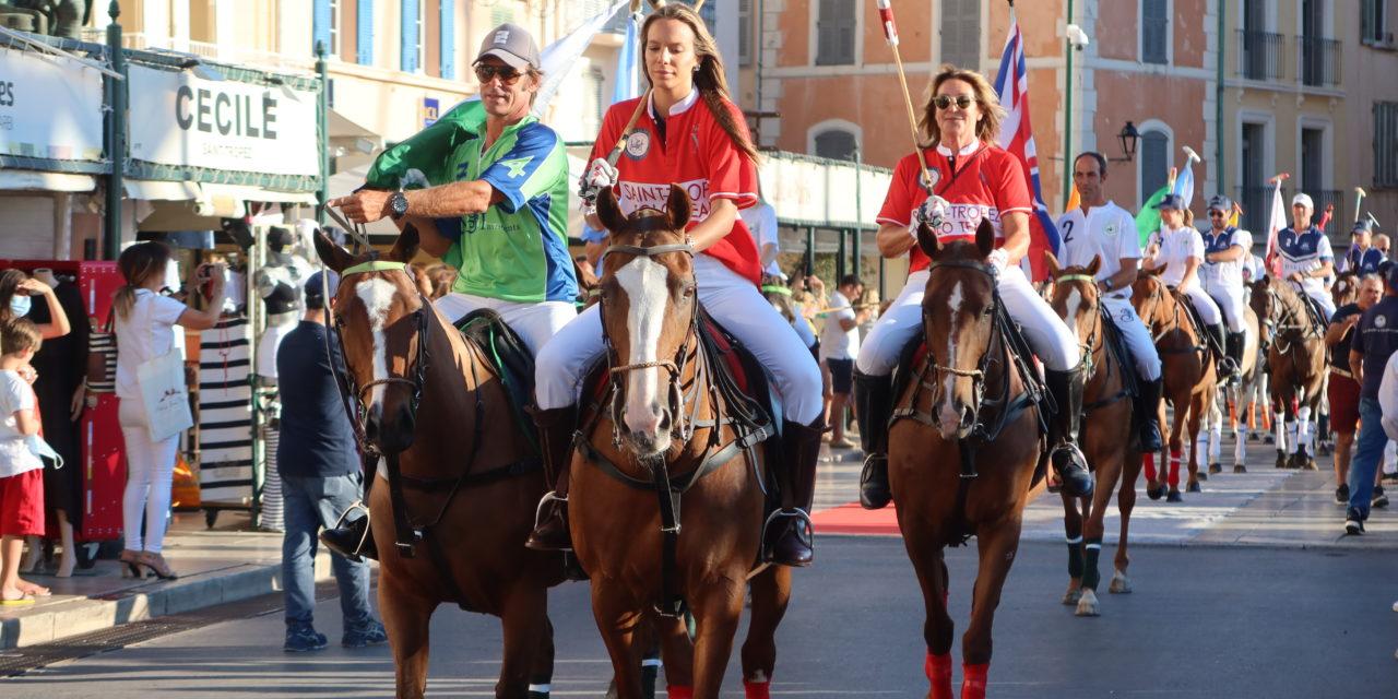 Parade Polo