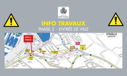 Travaux de requalification entrée de Ville : rue Allard fermée du 3 au 21 décembre