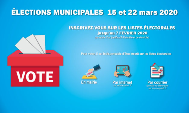Vérifiez votre situation électorale et votre bureau de vote