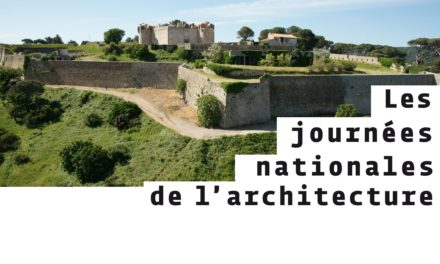 Saint-Tropez participe aux Journées nationales de l'architecture