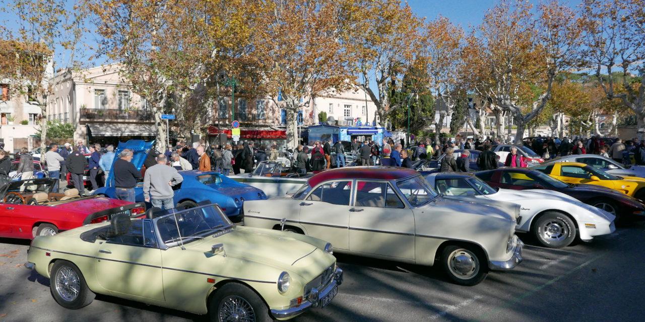 (Français) Classic Auto, le rassemblement de véhicules historiques