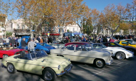 Classic Auto, le rassemblement de véhicules historiques