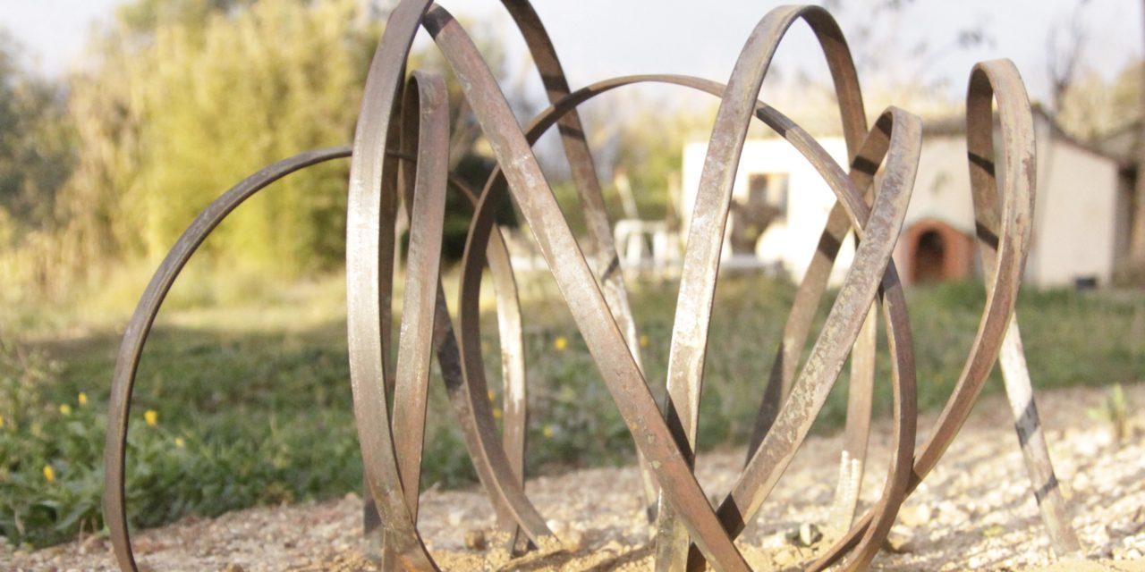 Exposition de sculptures monumentales de Frédéric Bonora (galerie Kowalski)