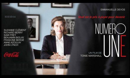 """(Français) Réservez votre place pour la projection privée du film """"Numéro une"""" !"""