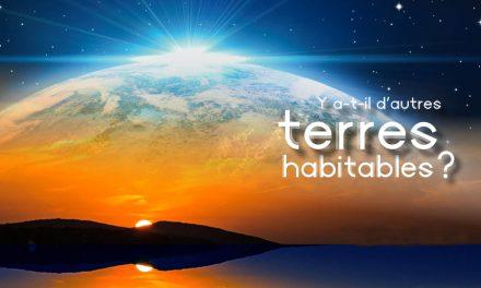 Conférence «Y a-t-il d'autres terres habitables ?»