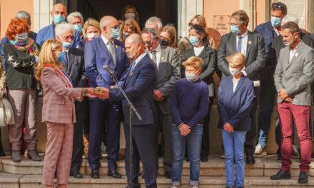 Olivier Calvani nommé Capitaine de ville…