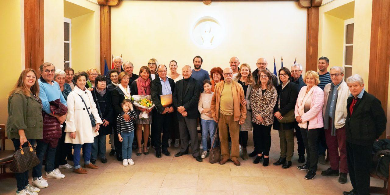 (Français) La municipalité rend hommage aux bénévoles de Passions traditions