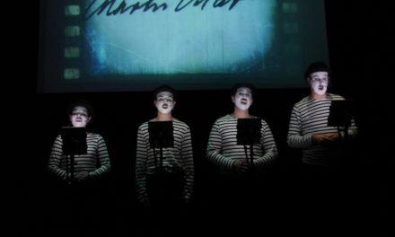 Des amours de soirées : « Charlot, Octave et Bobine » par la compagnie Les Voix Animées