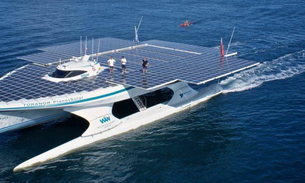 (Français) Exposition : Pionniers et aventuriers de l'énergie solaire, pour la première fois en France