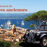 Plus de 120 voitures anciennes sur le port de Saint-Tropez !