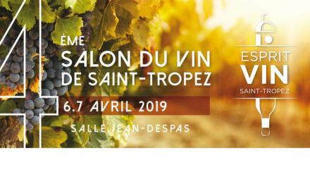 (Français) Salon du vin de Saint-Tropez : « Esprit vin »