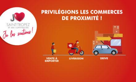 Sylvie SIRI : « Soyons solidaires avec nos commerçants ! Achetons local ! »