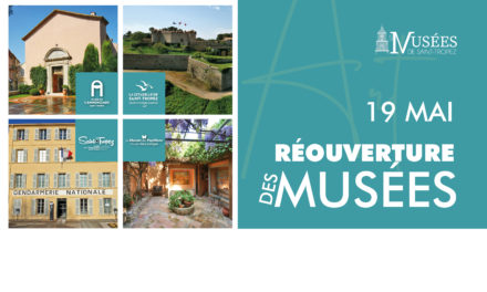 Les musées tropéziens sont ouverts !