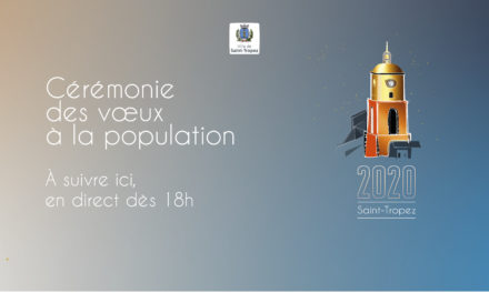 CÉRÉMONIE DES VŒUX DU MAIRE À LA POPULATION