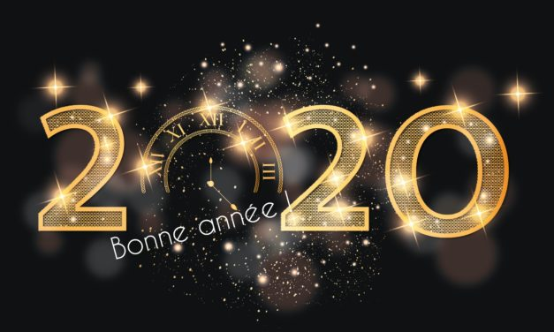 La Ville de Saint-Tropez vous souhaite une très bonne année 2020