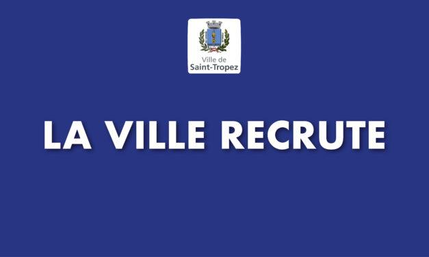 Urgent : La Ville de Saint-Tropez recrute une auxiliaire de puériculture