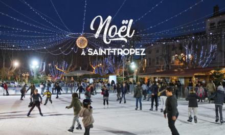 Venez rêver à Saint-Tropez jusqu'au 6 janvier 2019….