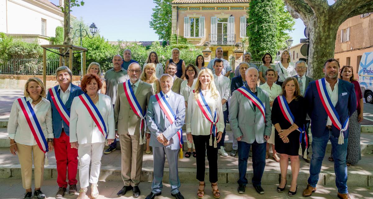 Jean-Pierre TUVERI réélu maire de Saint-Tropez