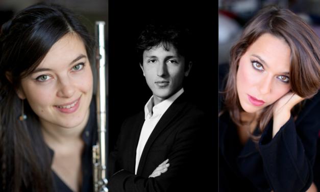 13e printemps musical de Saint-Tropez : chant, piano et flute