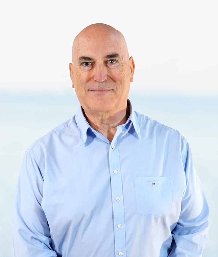 Michel Simon, conseiller délégué aux finances