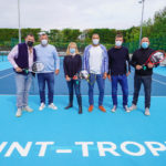 Saint-Tropez au cœur de la compétition internationale de tennis ATP 80 !