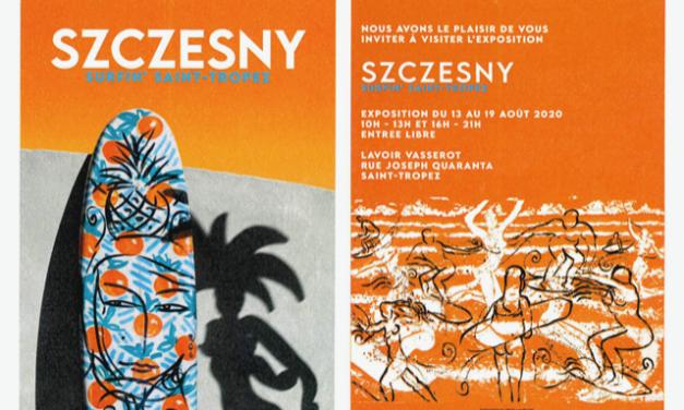 Exposition Stefan Szczesny : Surfin' Saint-tropez