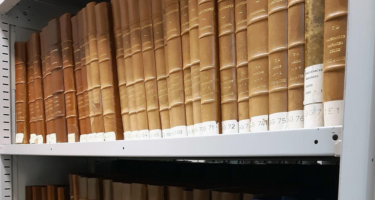 Réouverture de la salle de lecture des archives municipales